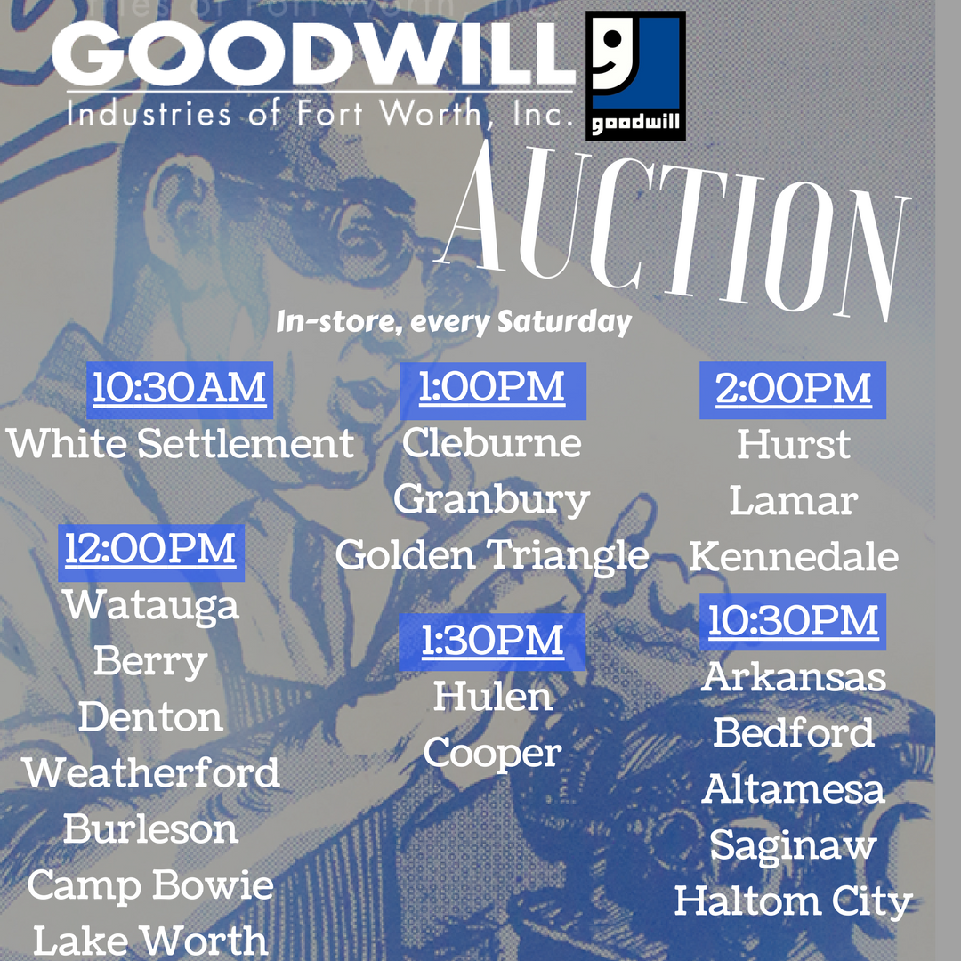 Goodwill Furniture Donation Shop Goodwill Industries Fort Worth