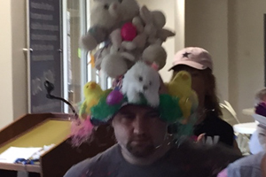 Easter Hat Parade 6