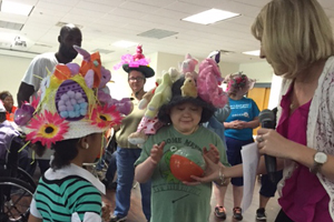 Easter Hat Parade 10