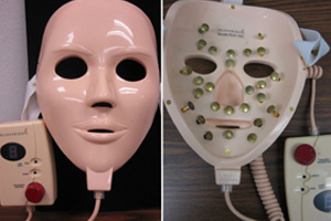 "The one-and-only ""Rejuvenique"" facial massager/stimulator. Anyone care to give it a try?"