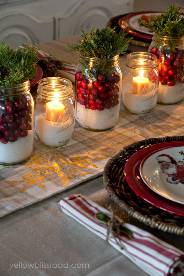 38 Diy Mason Jar Ideas Tutorials For Holiday Goodwill Industries