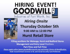 Hurst hiring