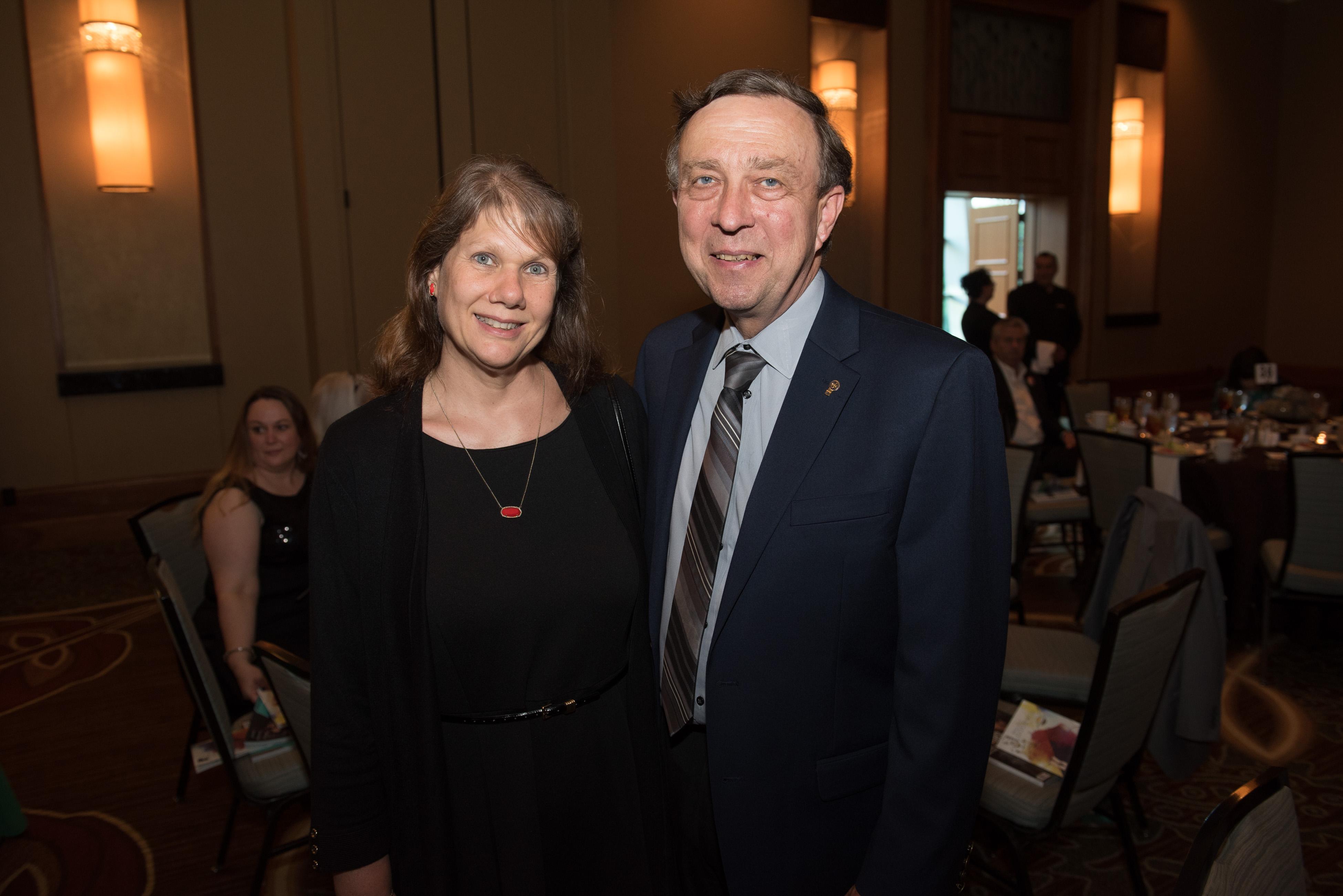 Karen and Larry Anfin