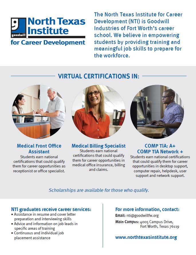 career developments virtual certification programs find out if one of these programs is for you and what critical documents you will need to enroll in