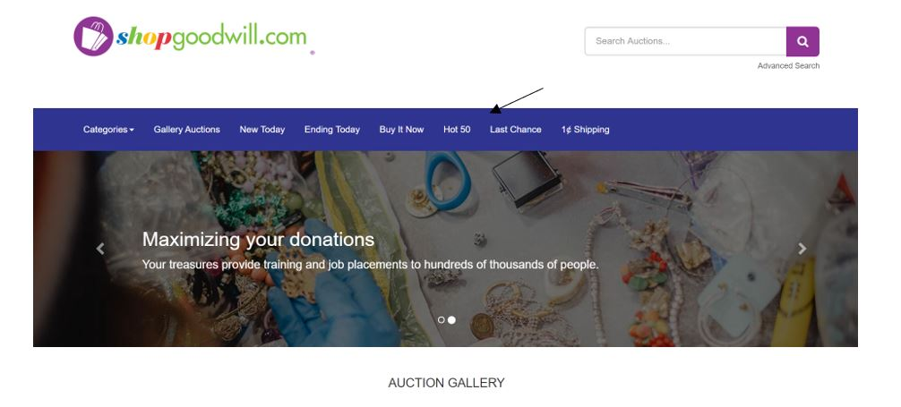 Get Your Thrift Fix Online At Shopgoodwill Com Goodwill Industries Fort Worth